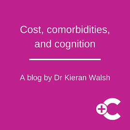 Cost, comorbidities, and cognition