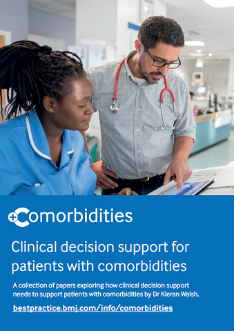 Collection: Clinical decision support for patients with comorbidities