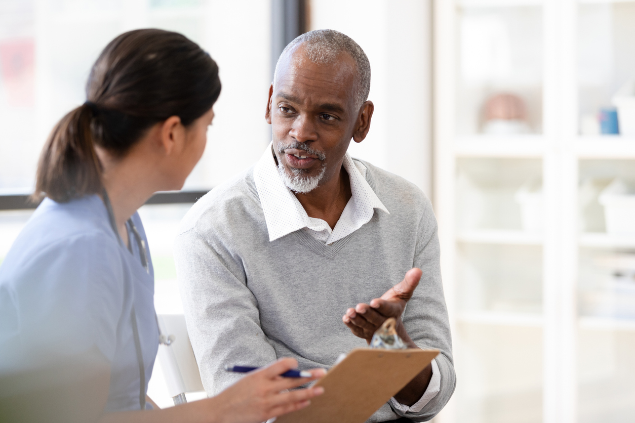 How to share information with patients